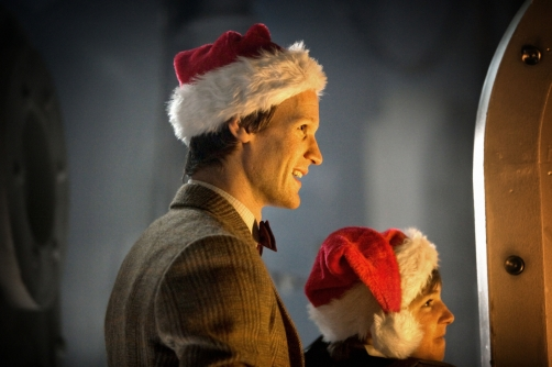 It's a wibbly wobbly Christmasy thing!