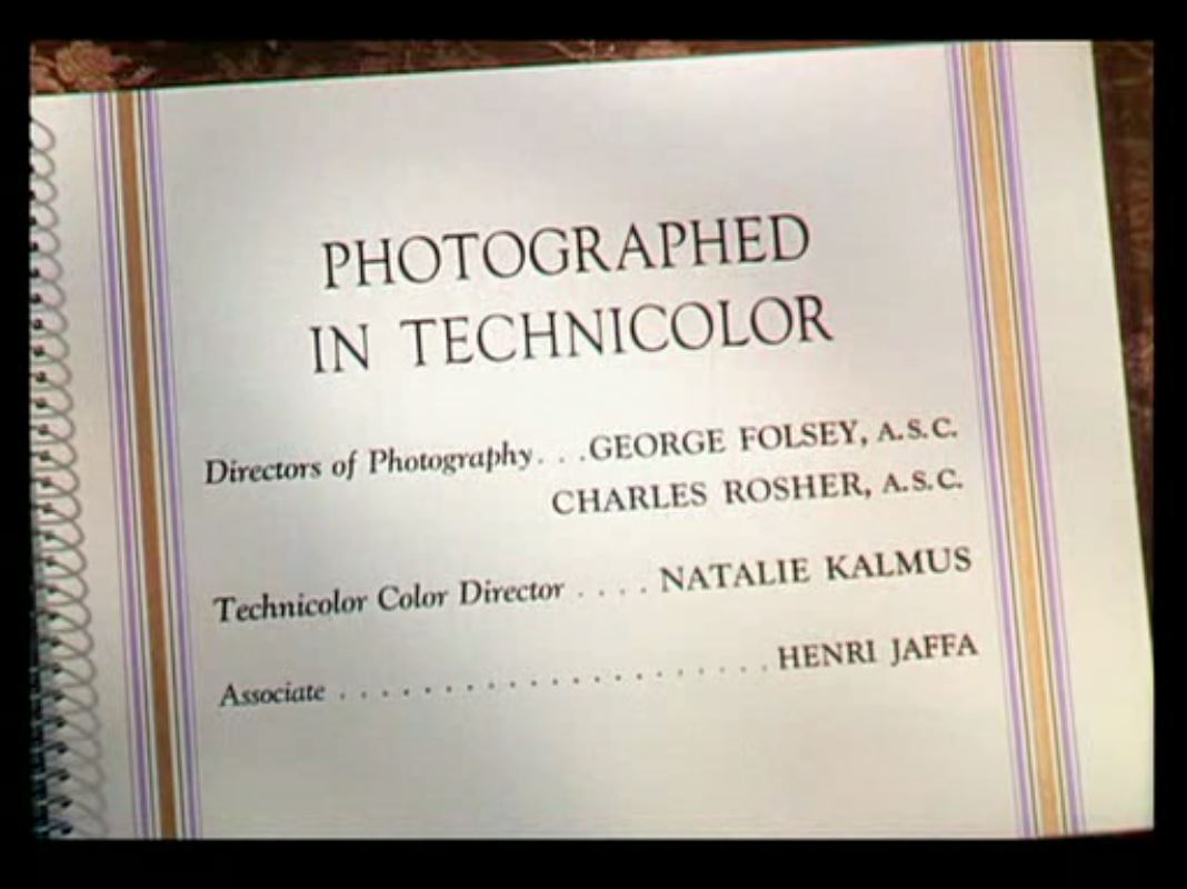 Happy Birthday Natalie Kalmus, Queen of Technicolor! | We Recycle Movies